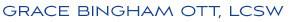 Grace Bingham OTT, LCSW Logo